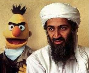 Pass the oatmeal, Osama.