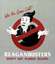 Of course, liberals found ways to adapt the Ghostbusters iconography for their own purposes.