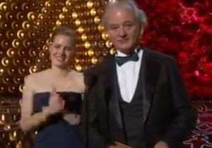 Idea for a movie: Bill Murray and Amy Adams join the Army.