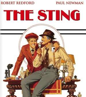 And then there's 'The Sting 2,' starring Jackie Gleason. All I remember about it is that it included a scene on a roller coaster.