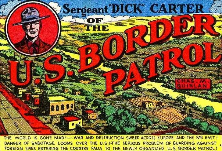 A single tear runs down Sgt. Carter's cheek.