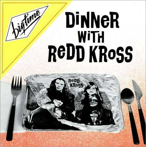 "If only they'd called the record ""Breakfast with Redd Kross,"" this image would have been perfect."