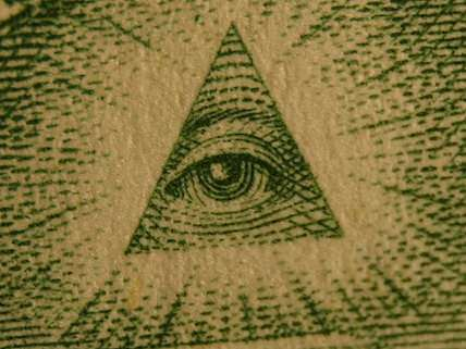 Watch me with an ALL-SEEING EYE.
