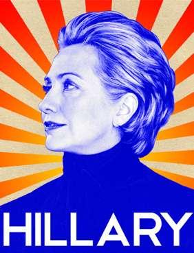 Clinton for Emperor!