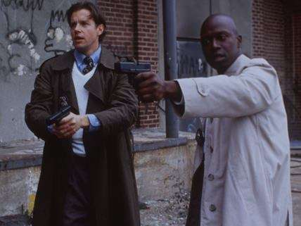 A photo from HOMICIDE. Because photos from THE WIRE are getting to be a bit of a cliché.
