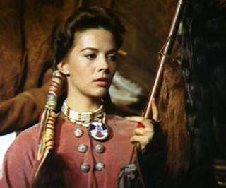 Natalie Wood adopts a Comanche identity.