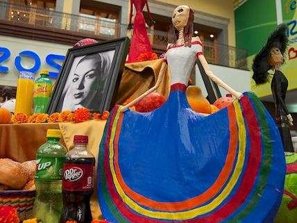 Day of the Dead Malls
