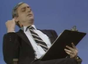 William Buckley's stunt double, Joe Flaherty