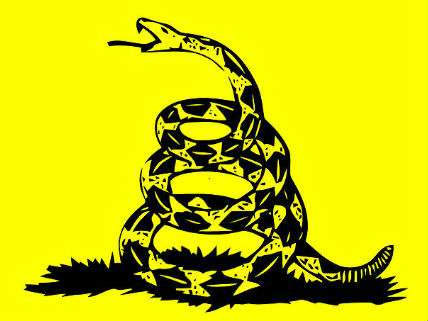 The snake also refuses to obey unconstitutional orders.