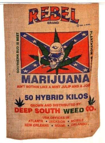 """Yes, officer, we found fifty of these in Willie Nelson's basement."""