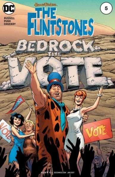 Flintstones komiks porno