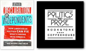 declaration of independents at politics and prose
