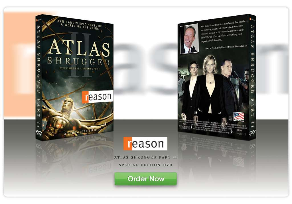 Atlas Shrugged Part II Special Edition DVD
