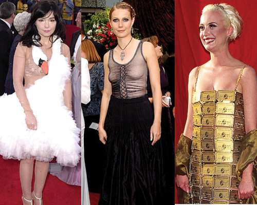 what's weirder: these dresses or turning down subsidies?