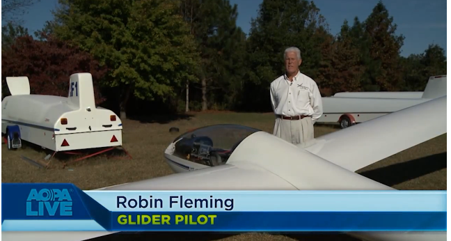 glider pilot