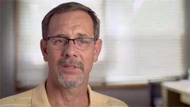 Samaritan Ministries member Roger Stuber. |||