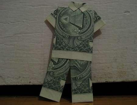 Dollar shorts