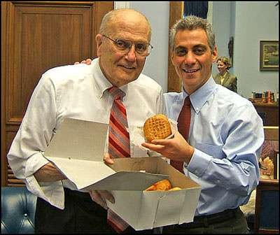 Dingell, donuts, and dick