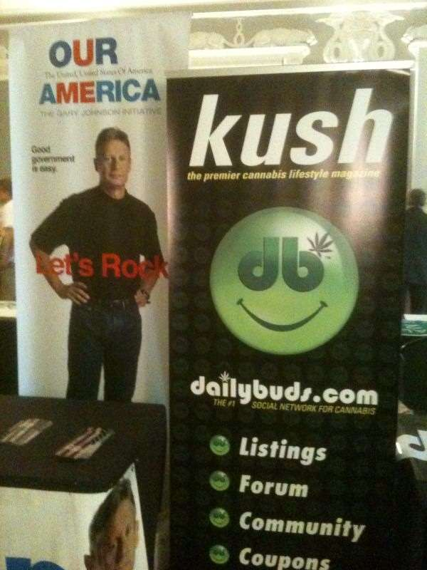 """Putting the """"kush"""" in """"GOP"""""""