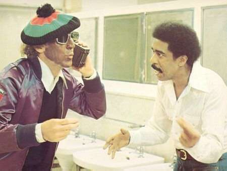 Richard Pryor coaches Gene Wilder on how to evade Danish infrastructure forecasters
