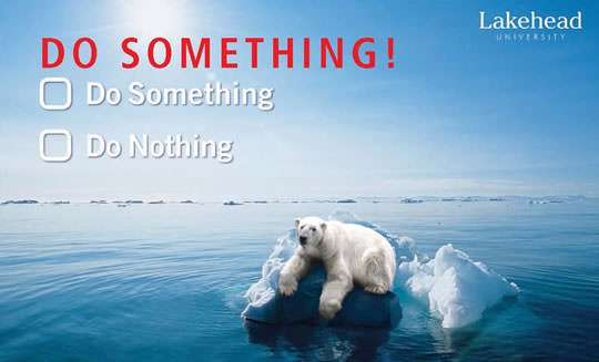 We are Barack Obama, jobs are the polar bear