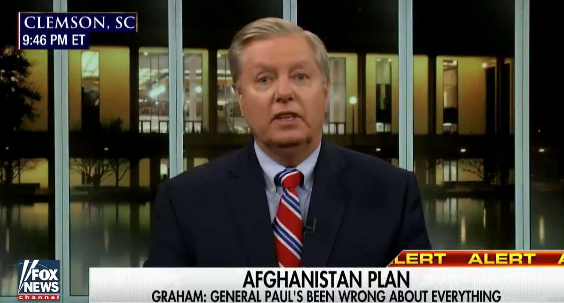 You do you, Lindsey. ||| Fox News