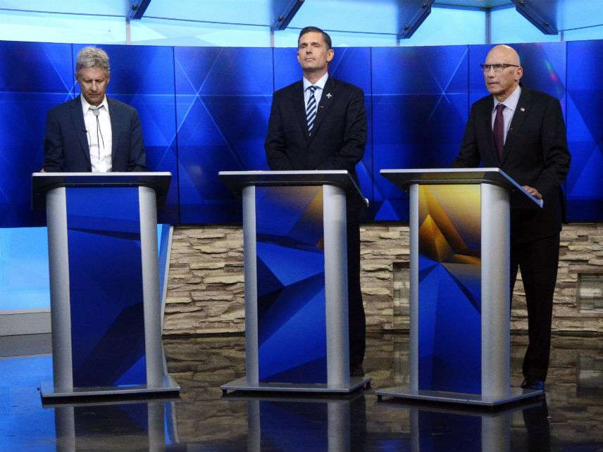A New Mexican three-way. ||| Greg Sorber/ZUMA Press/Newscom