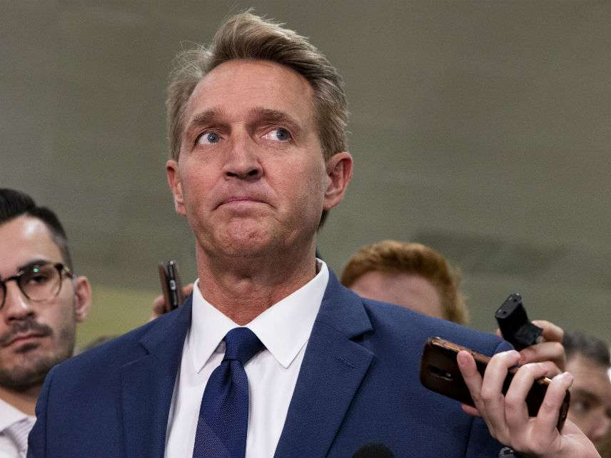 Jeff Flake Inspires Fresh New Hatred by Blocking Judicial ...