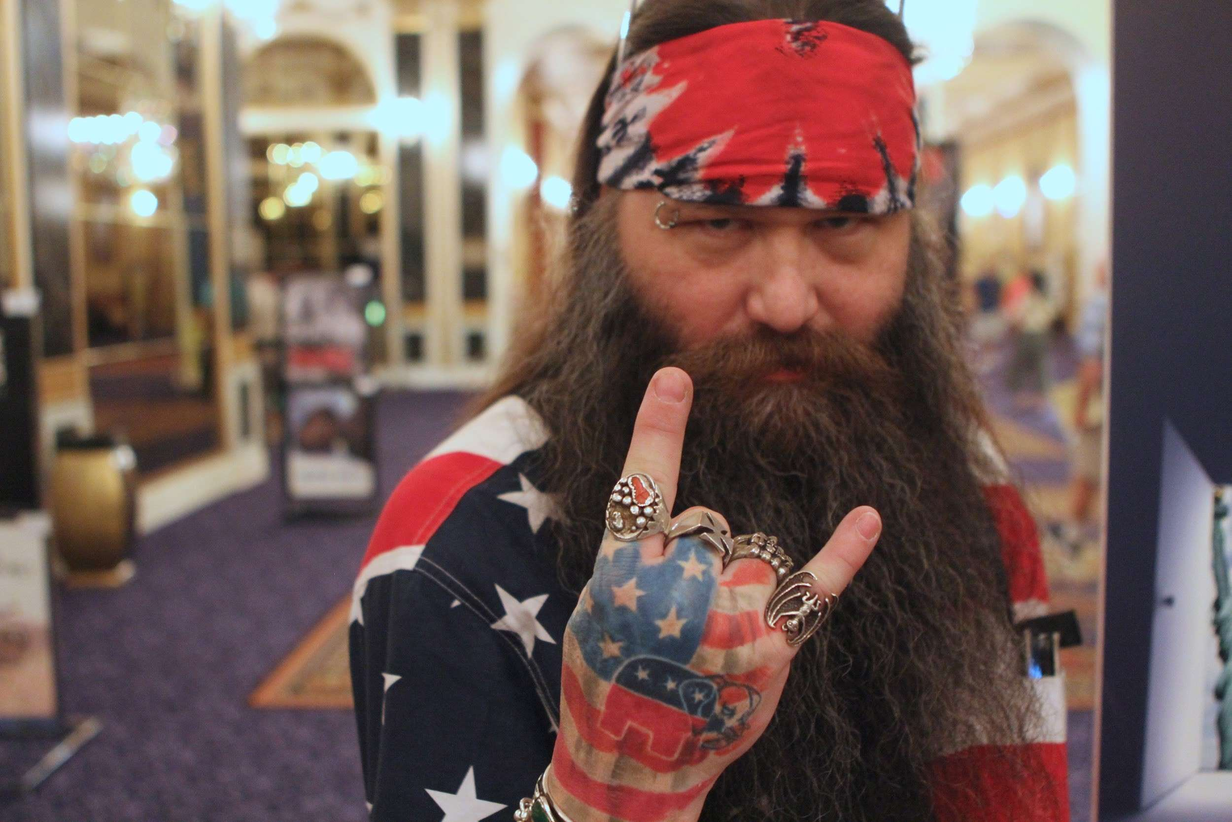 'Humans of Freedom Fest': Portraits from the Largest Annual Gathering of Libertarians