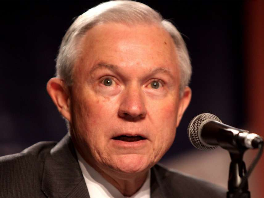 Jeff Sessions' Case Against California's Sanctuary Cities Is a