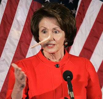 If she has enough votes, she'll become a *real* Speaker.