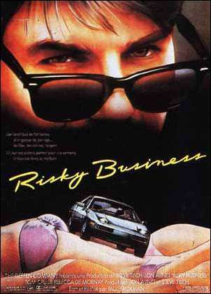 Risky business!