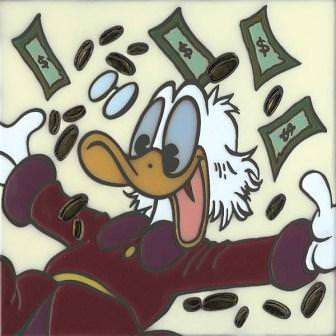Mo' money, no problems?