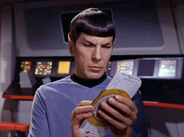 Highly illogical…