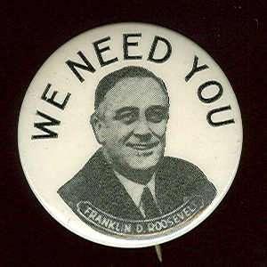 He needs you.