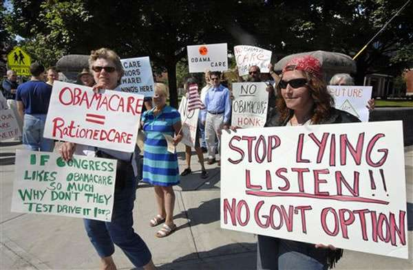 Who would've thought that ObamaCare might not quickly become popular?