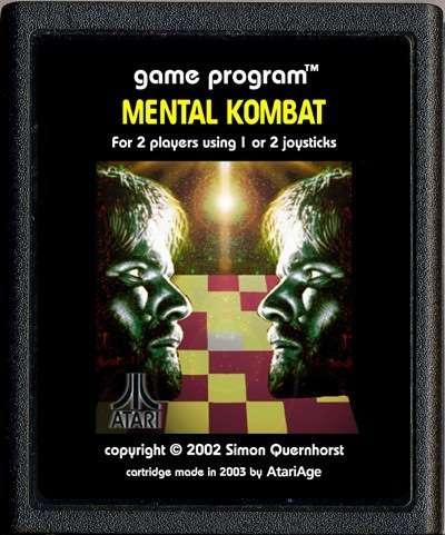 A precursor to Mortal Kombat?