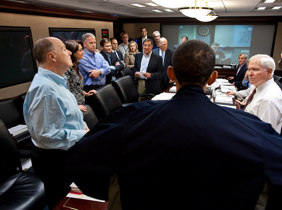 Can it really be the situation room if Wolf Blitzer isn't there?