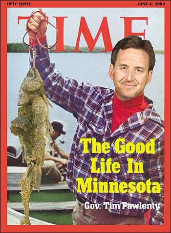Pawlenty of fish for all.