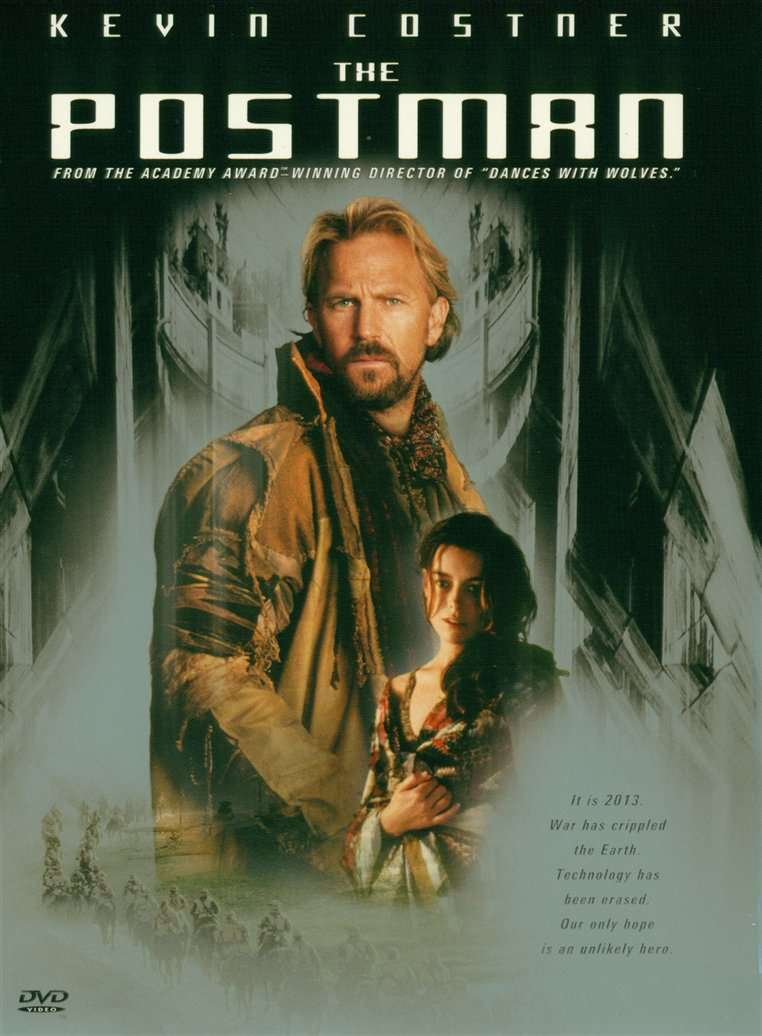 Will the Post Office go the way of Kevin Costner's career?