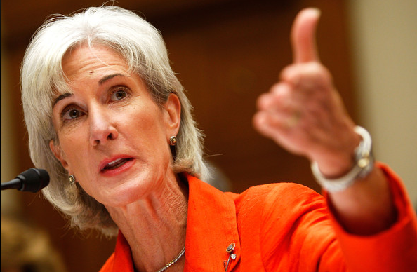 Sebelius would like to thank all the little people who made this possible.