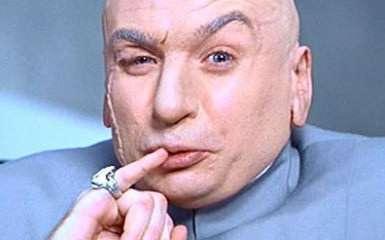 One triiiiiiilion dollars!