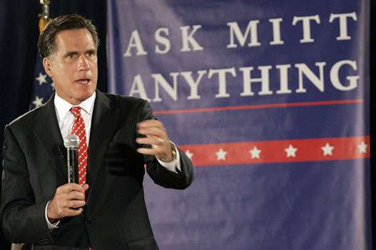 Here's my question: Hey Mitt! WTF?!!