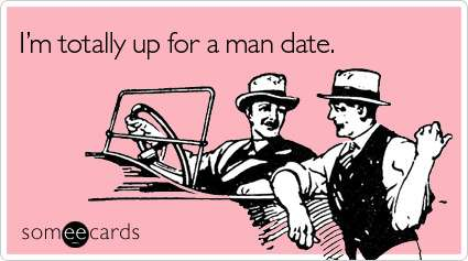 Mandate for a man-date.