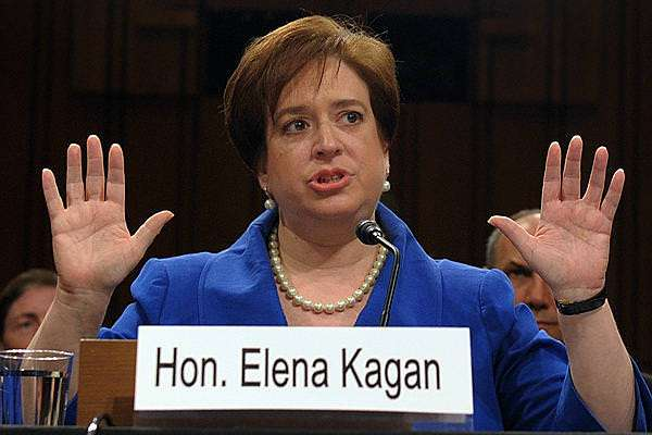 Release the Kagan! An offer she can't recuse?