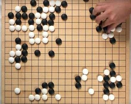 AlphaGoBoard