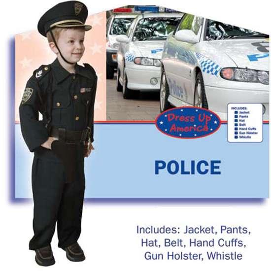 Police Kid