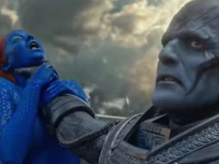 Is This X-Men: Apocalypse Poster Really Promoting Violence