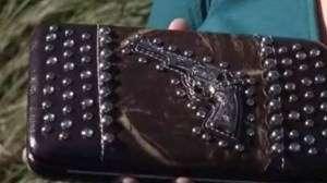 pistol purse