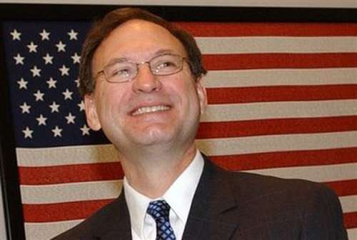 Alito: the one whose face you never remember.